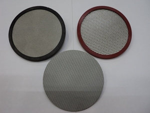Cleanable SS316 Filter Disc