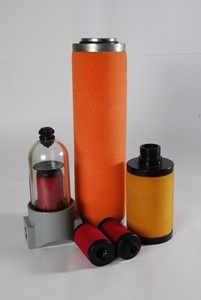 Coalescing Oil & Moisture removal filters