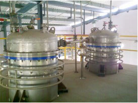 Catalyst Recovery Filter Filtration System